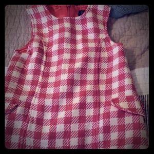 Children's Place Satin lined dress NWOT